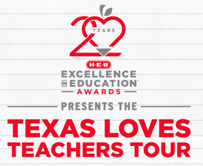 Please Vote for Trinity ISD in H-E-B Excellence in Education Awards! Thumbnail Image