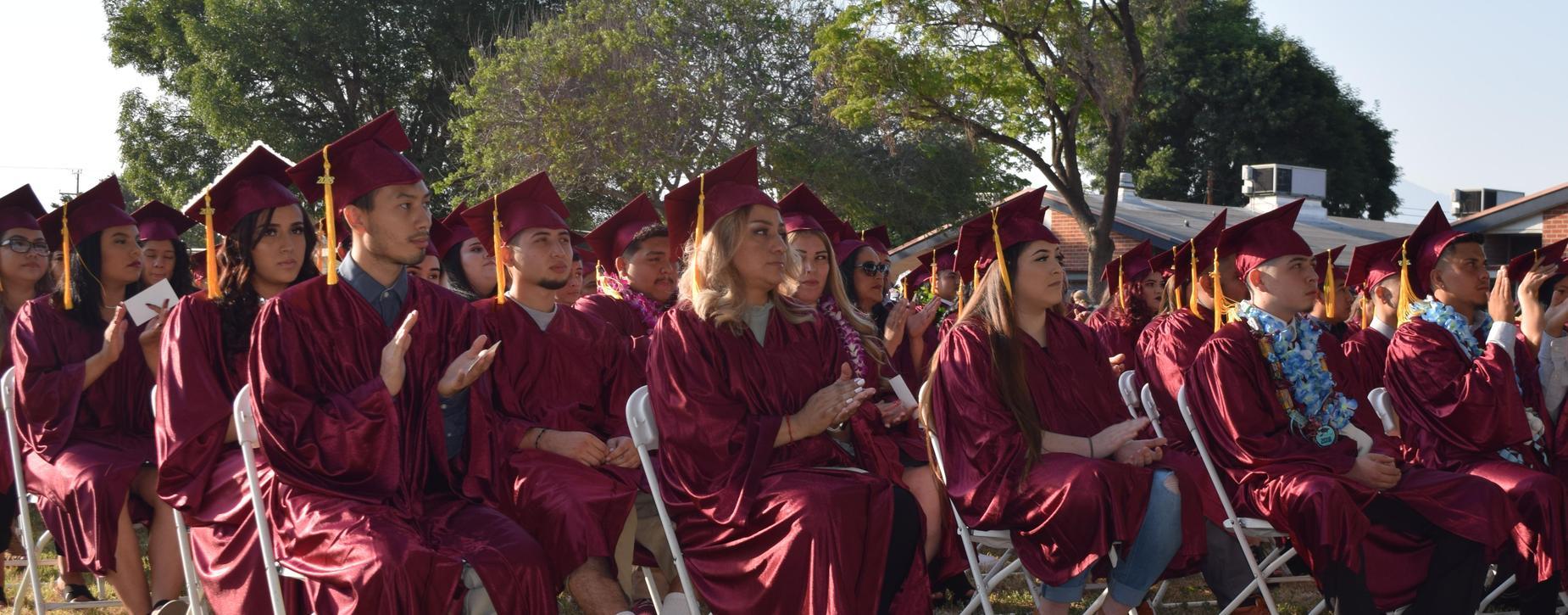 Bassett Adult Graduation