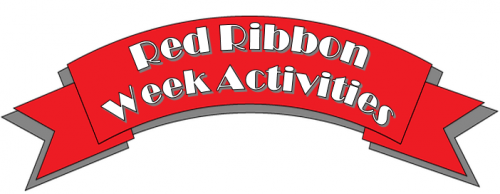 Red Ribbon Week: Oct. 21 - 25, 2019 Featured Photo
