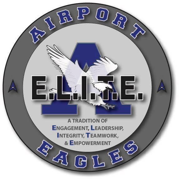 Airport High School ELITE logo