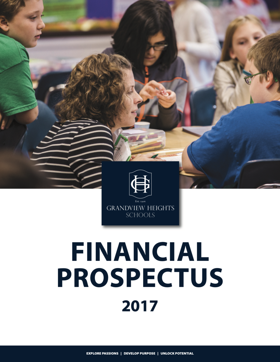 Financial Prospectus Cover 2017