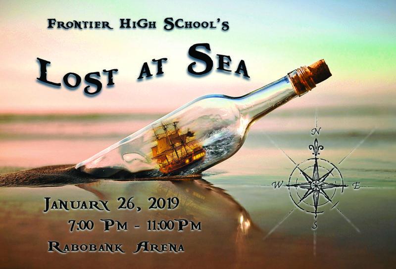 Formal  -  Lost At Sea Thumbnail Image