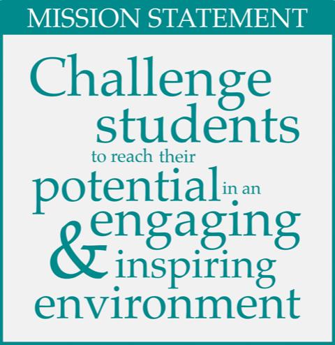Blue peak Mission statement image