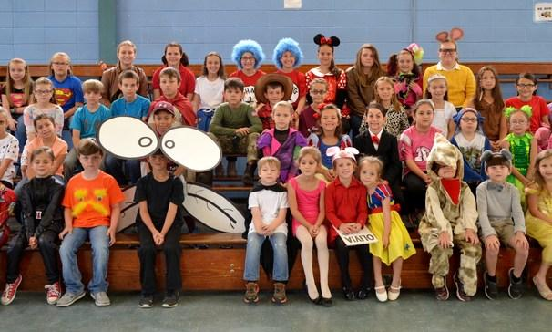 KSE group pic on Character Day