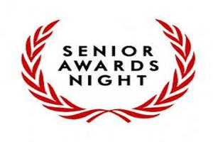 Senior Awards Night Graphic