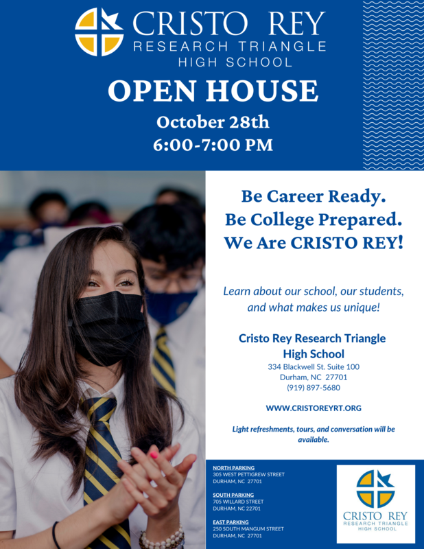 Register for our FALL OPEN HOUSE! Featured Photo