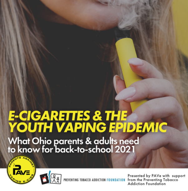 E-cigarettes & the Youth Vaping Epidemic Thumbnail Image