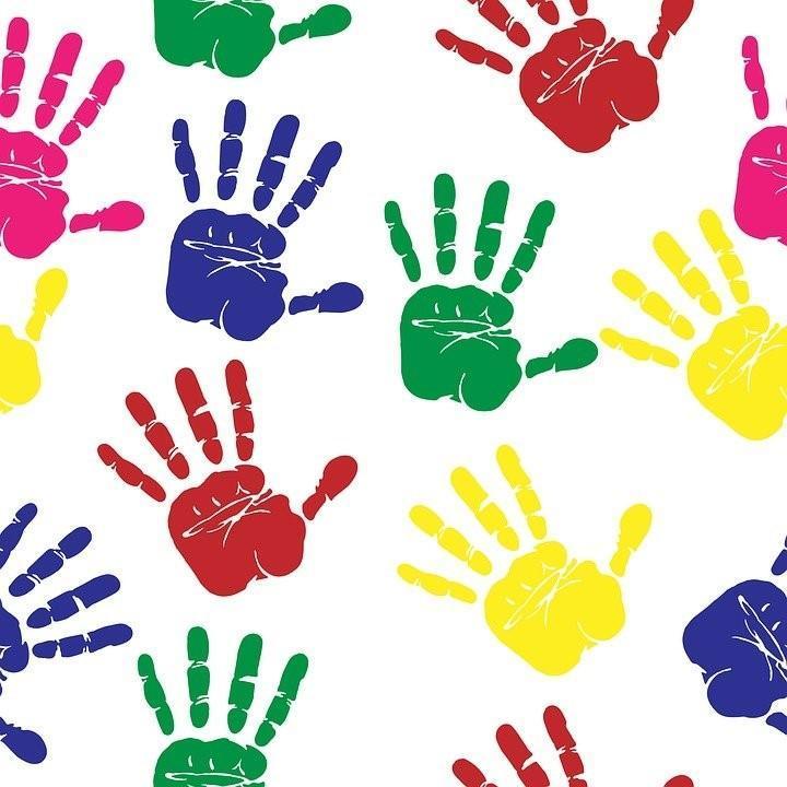 handprint clipart