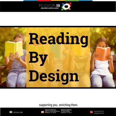 Reading by Design 201`9 Featured Photo
