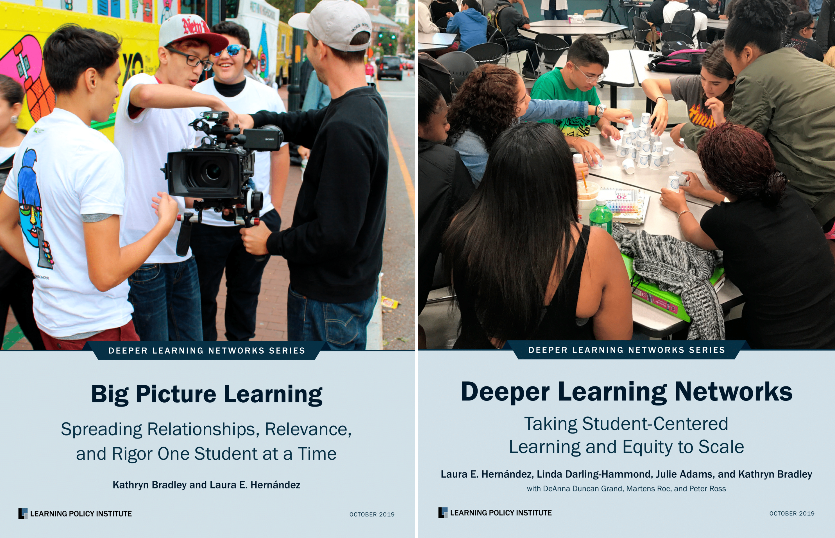 Deeper Learning Networks Series