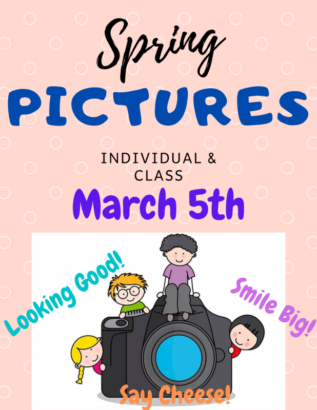 Spring Picture are coming SOON! Featured Photo