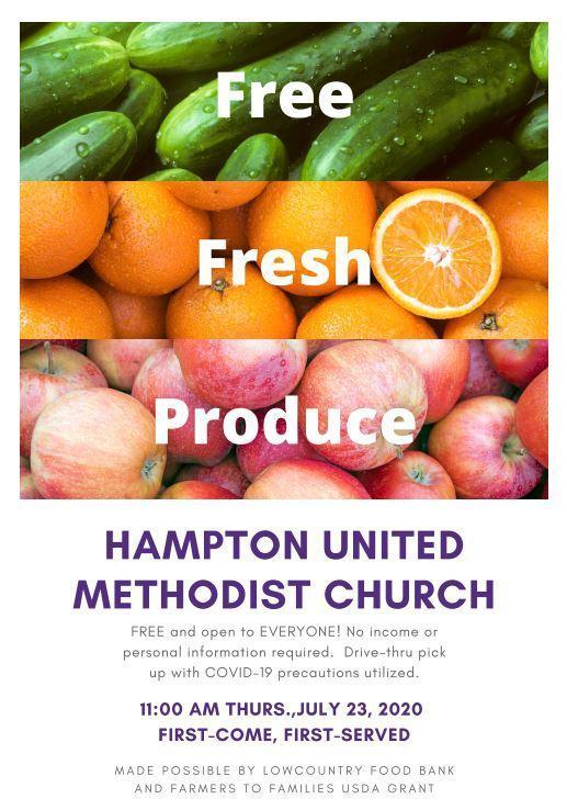 Fresh Produce Distribution