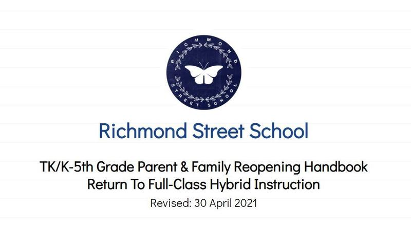 Richmond Street Reopening Handbook Featured Photo