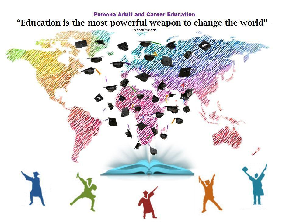 Education is the most powerful weapon to change the world.
