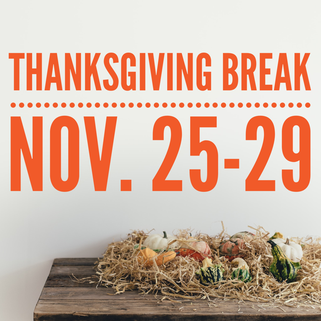 Fall Break Dates