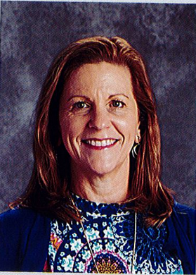 Wendy Younts, 2019-20 Teacher of the Year