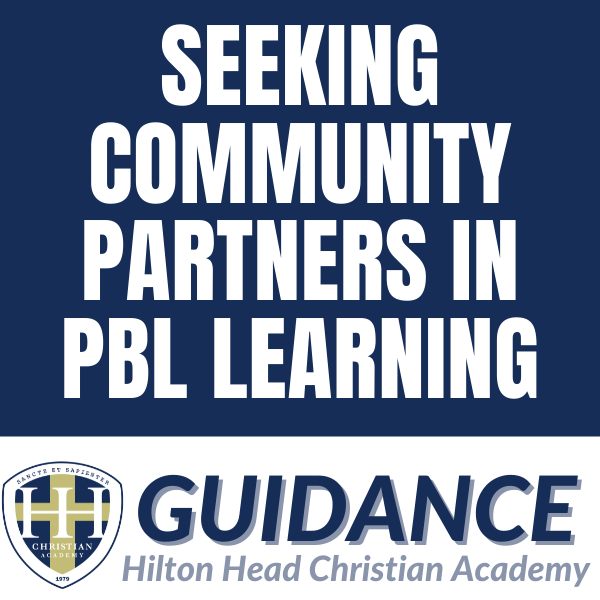 NEEDED: Community Partners for PBL Learning Featured Photo