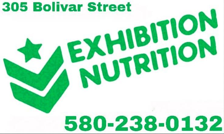 Exhibition Nutrition Logo