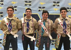 McAllen ISD Eagle Scout