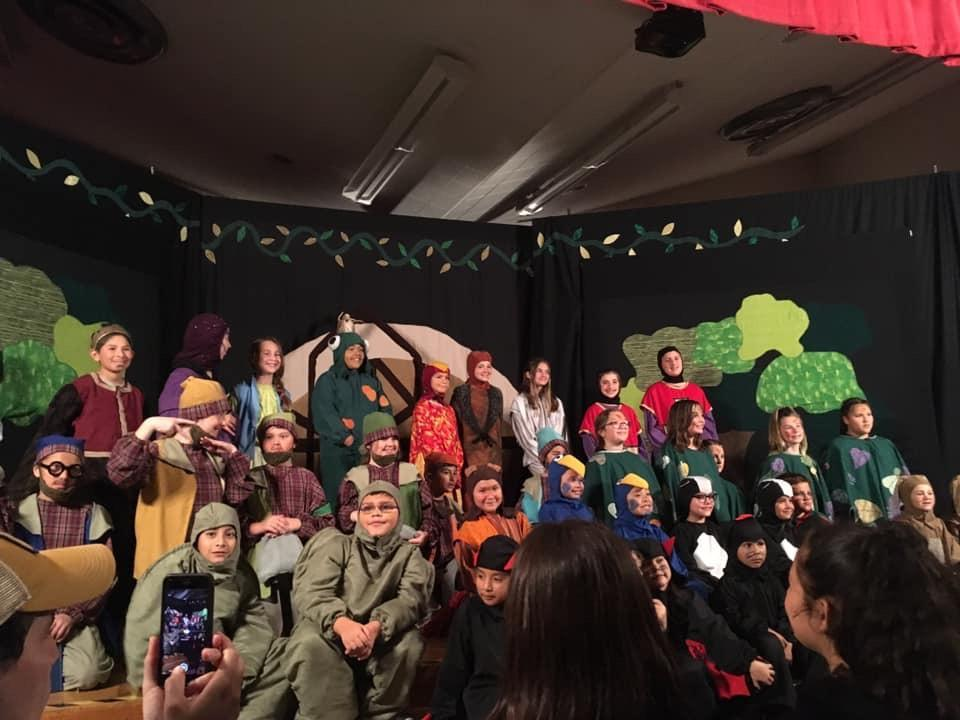 School Play- Snow White