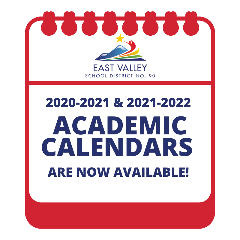 2020-2021 and 2021-2022 Academic Calendars are now available!