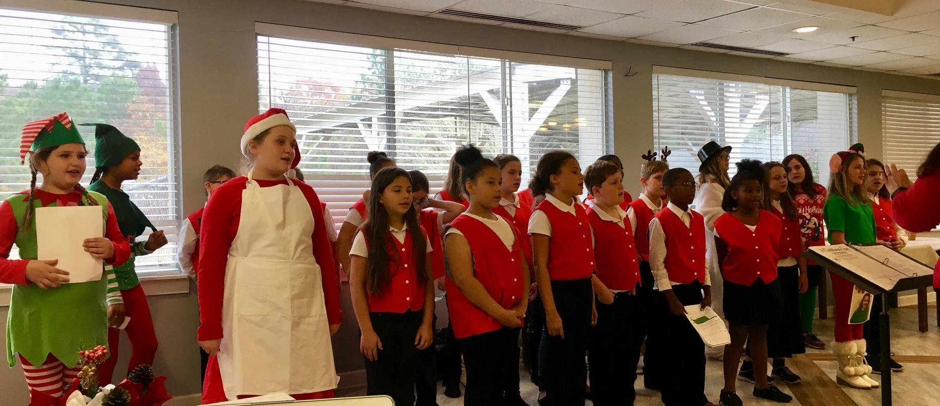 Chorus in the community