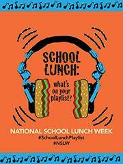 October 14-18--National School Lunch Week Thumbnail Image