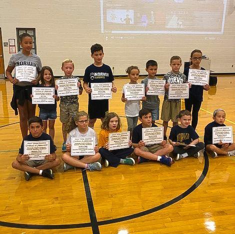 Summer Reading Challenge Awards