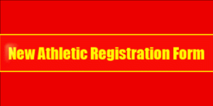 New Athletic Registration Form