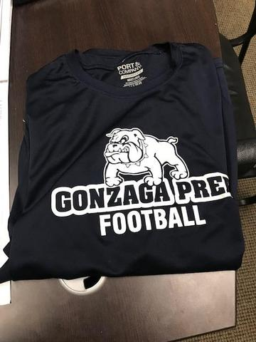 G-prep Football Shirt found 4/17/19