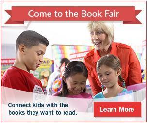 Book Fair promotion banner