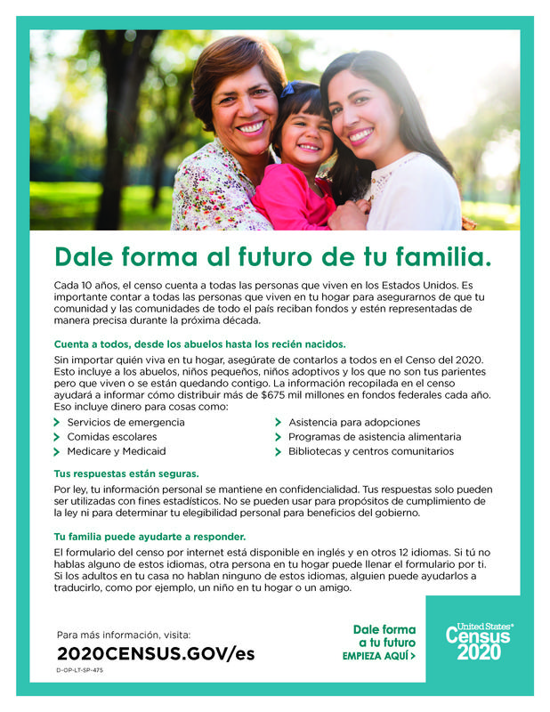 Fact Sheet in Spanish