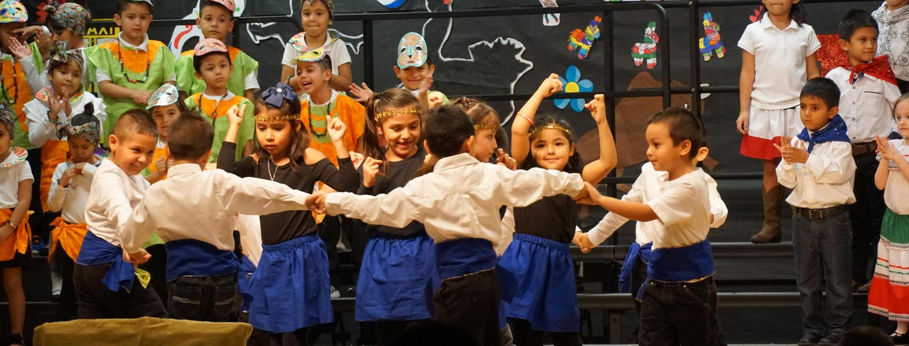 Kindergarten P.T.O. Performance