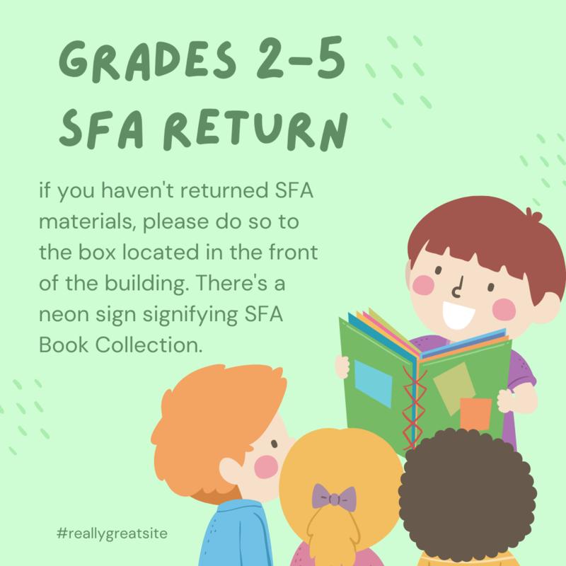 SFA Return