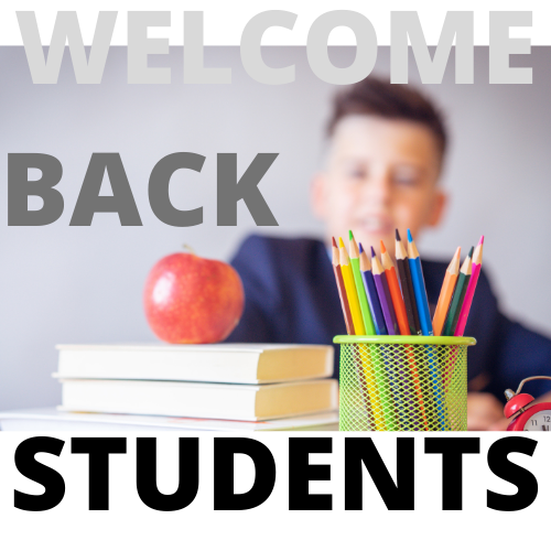 Welcome Back Letter Featured Photo