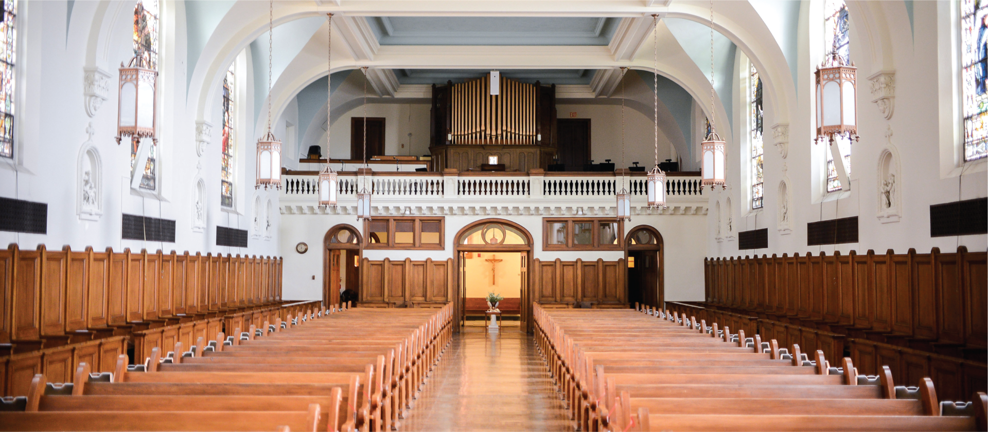 Duchesne Academy Chapel
