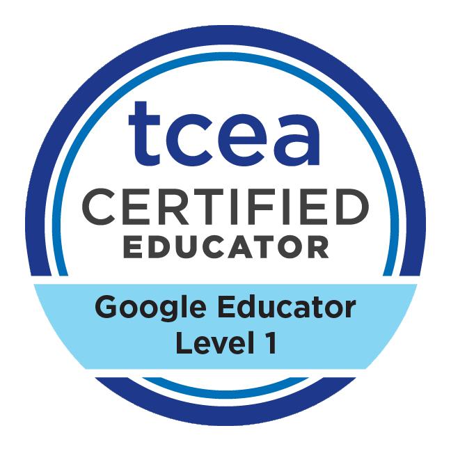 Google 1 Educator