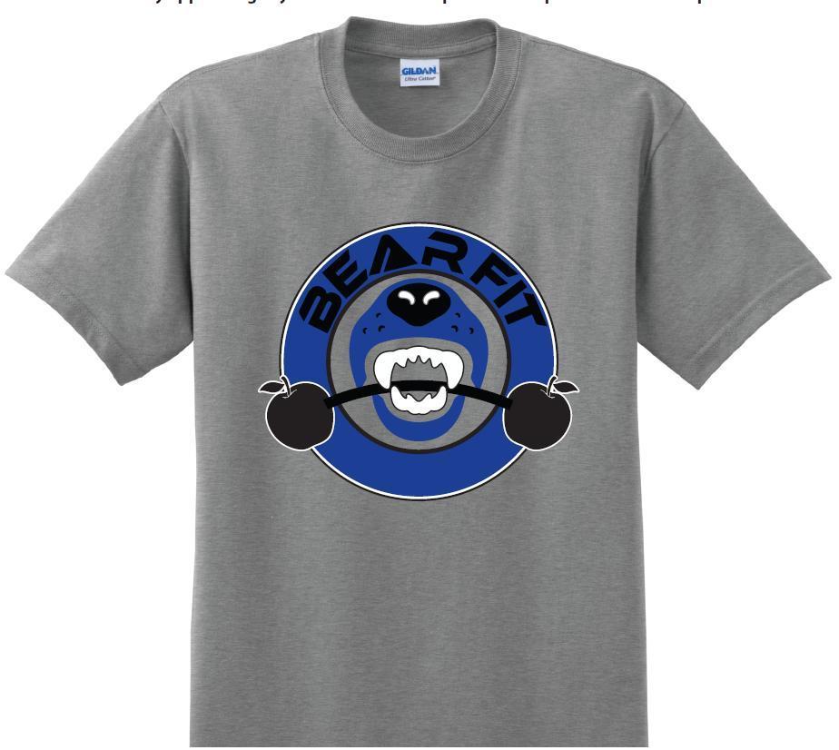 Bear Built t-shirt