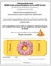 LCAP Survey Flyer for a Donut.