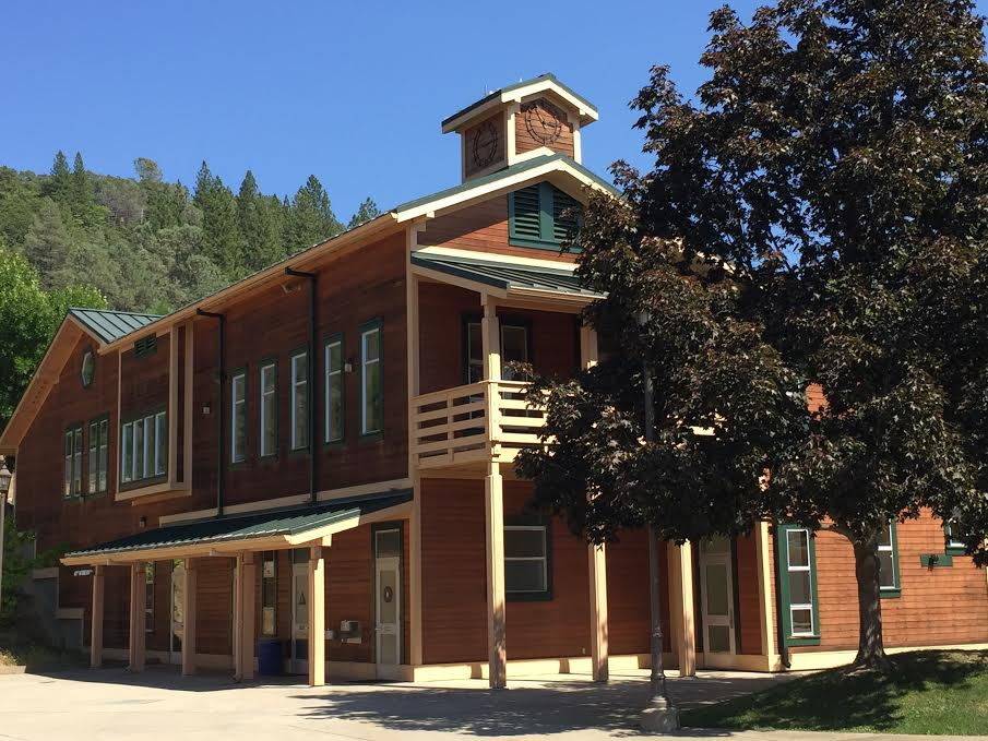Picture of main CESD building