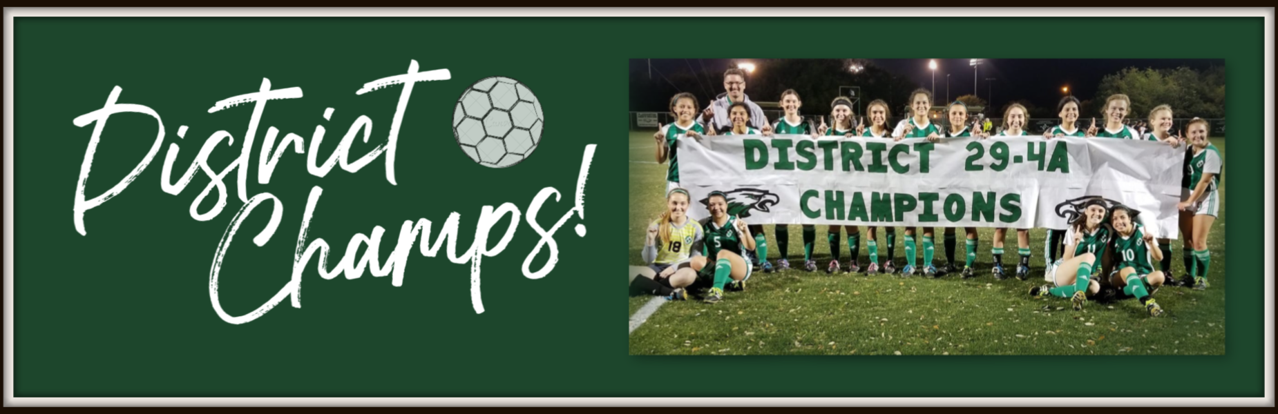 soccer district champs