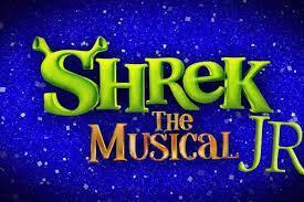 Shrek Jr text