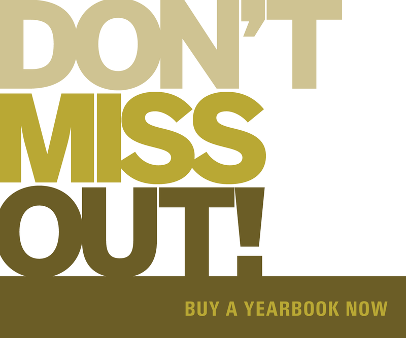 Yearbooks - On sale NOW! Thumbnail Image