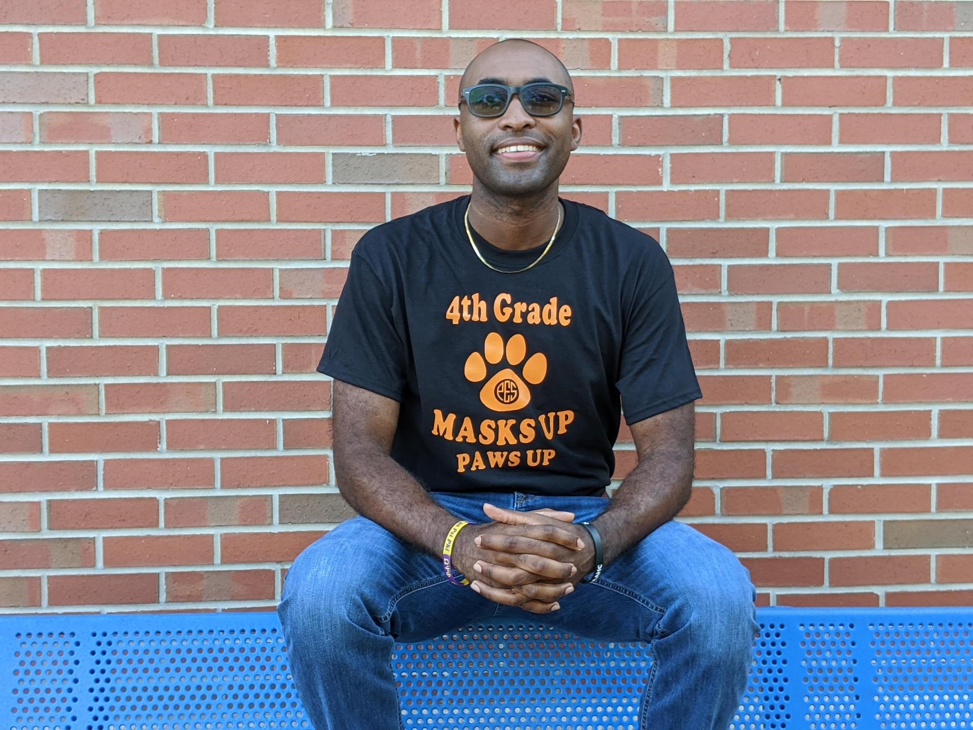 Mr. Carter - Teacher