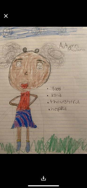 2nd Grade Student