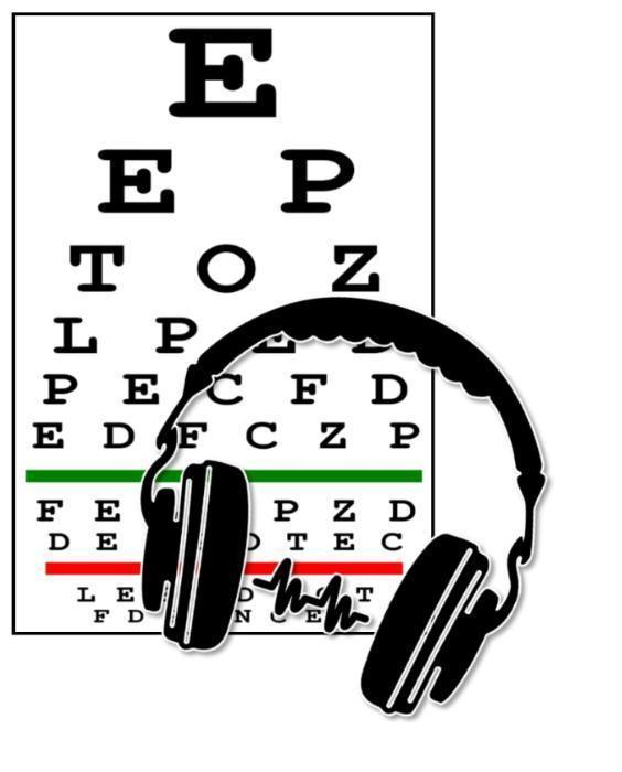 Vision Hearing image