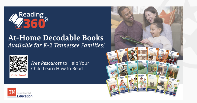 Free At-Home Decodable Readers for Grades K-2 Featured Photo