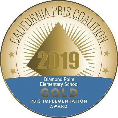 PBIS Gold Level Recognition