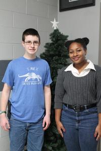 Students of the Month       December 2019 Featured Photo