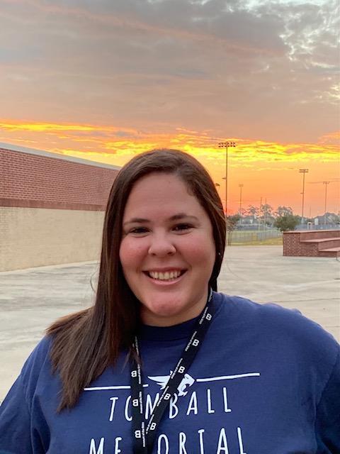 Ms. Jade Lopez, Assistant Principal & Testing Coordinator